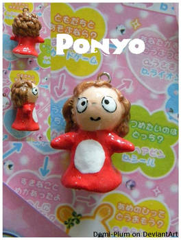 Tribute: Ponyo On The Cliff