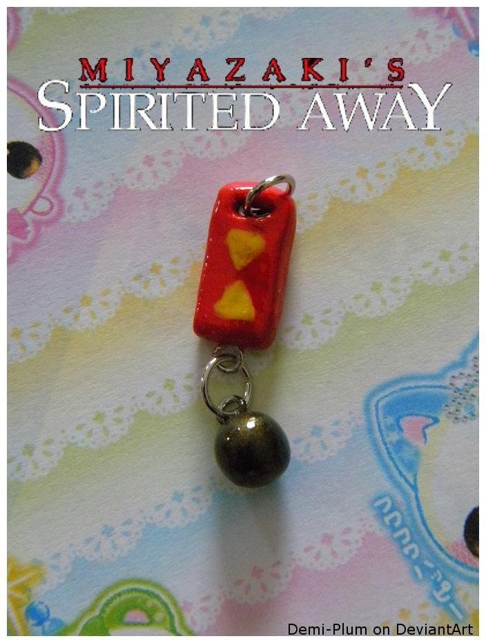 Tribute: Spirited Away by Demi-Plum