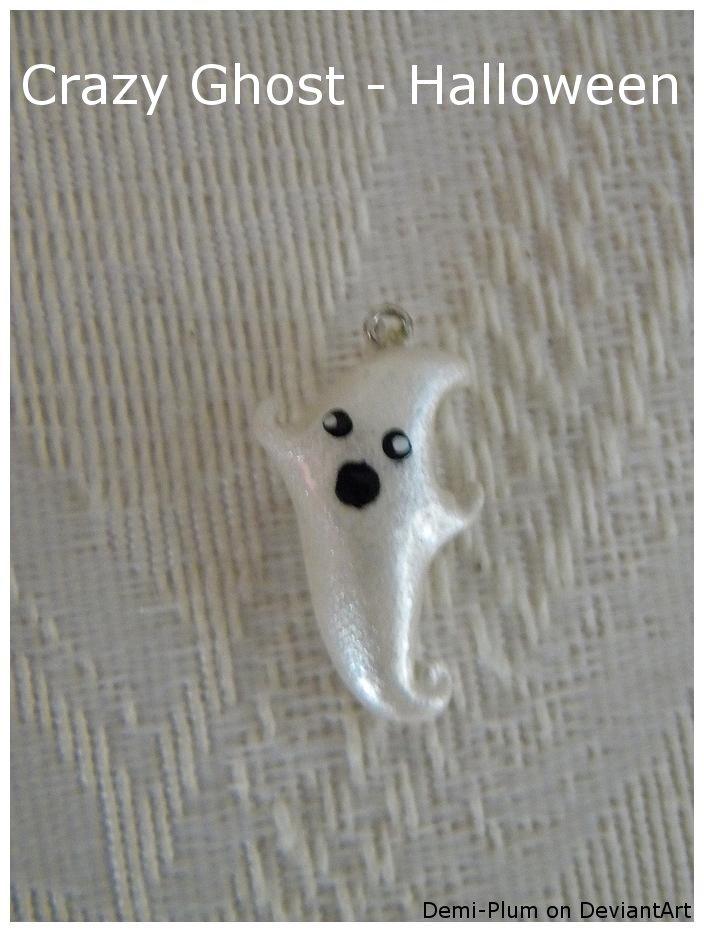 Halloween Ghost by Demi-Plum