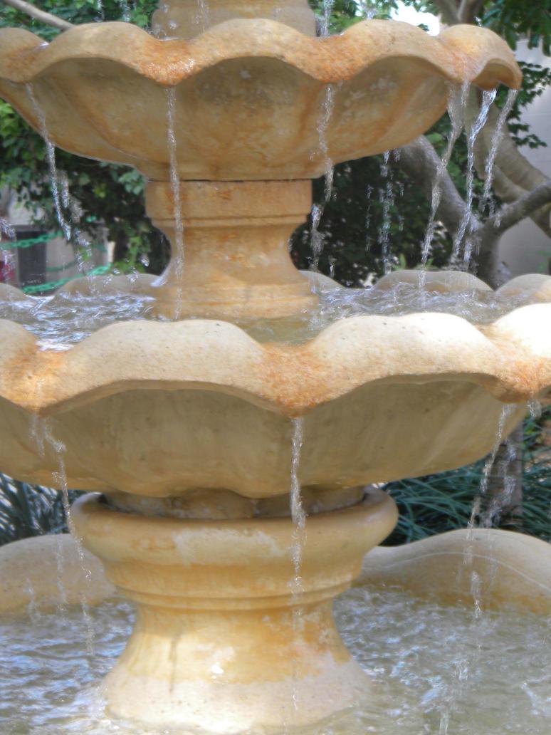 Fountain by Demi-Plum