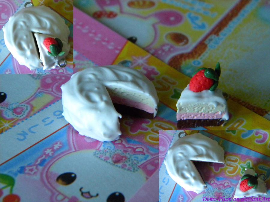 Neapolitan Cake by Demi-Plum
