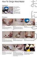 How To - Onigiri Mold by Demi-Plum