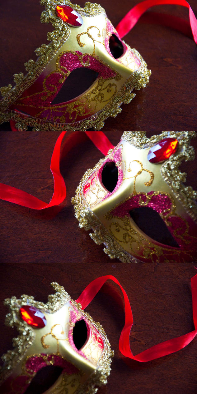 Masque by Demi-Plum