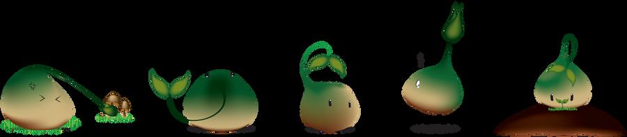 Garden Sprite Models