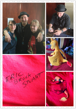 A and G Con: With Eric Stuart