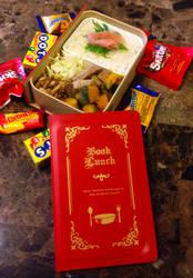 Book Box Bento