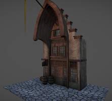 VOC house by AstroChompski