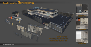 Border Control Structures