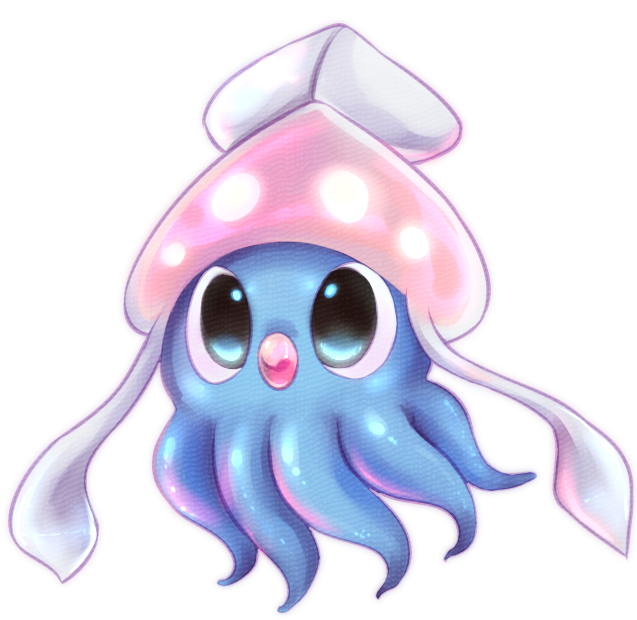 Image Gallery squid pokemon