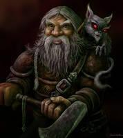 Dwarf by Schlunz-Design
