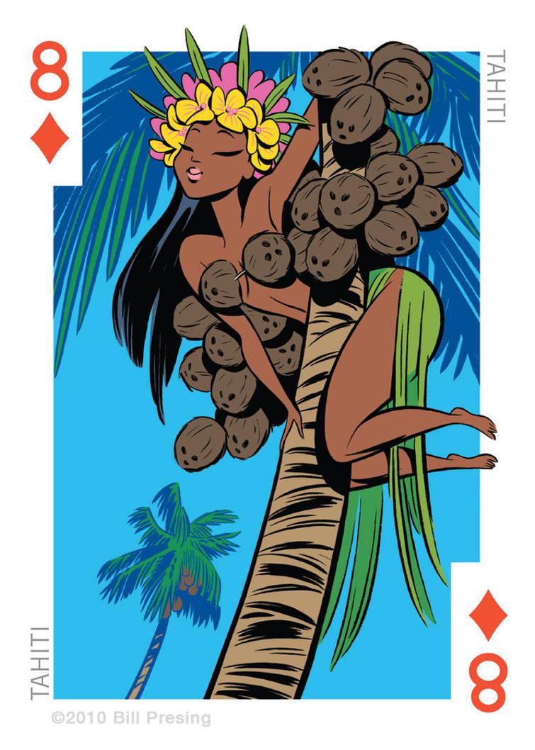 Tahiti by bpresing