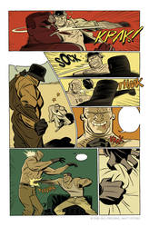 Fight, Rex, Fight page 2 by bpresing
