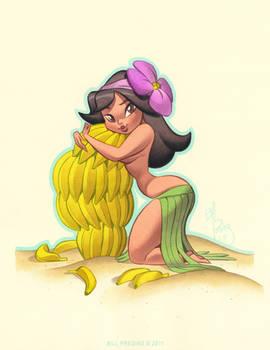 Bananas From Heaven