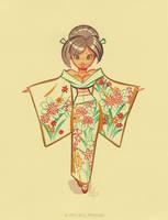 Kimono by bpresing