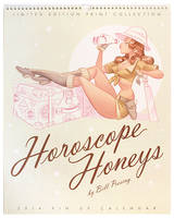 Horoscope Honeys by bpresing