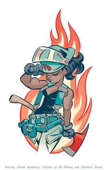 Firefighter #2