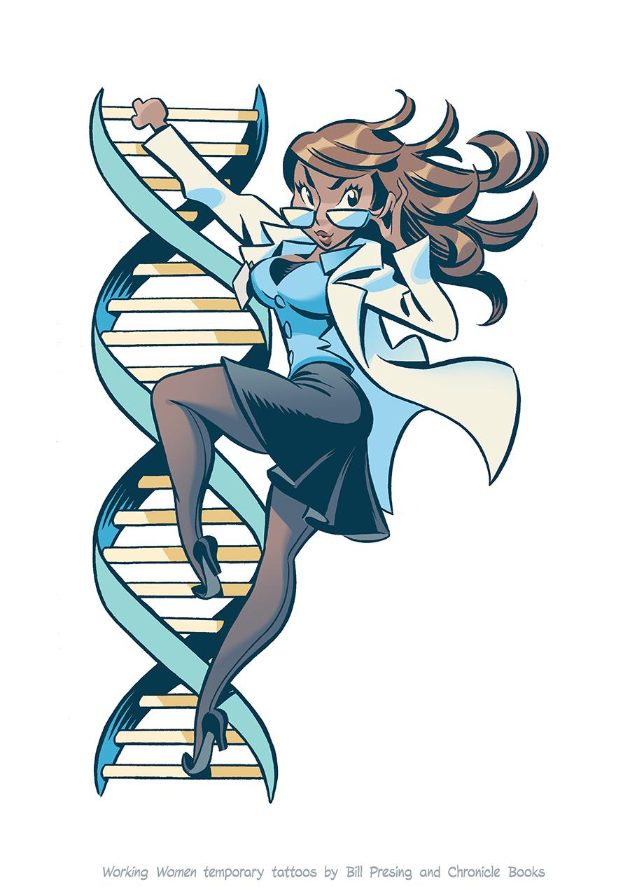 Good Genes by bpresing