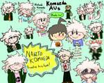 Art Dump Nagito