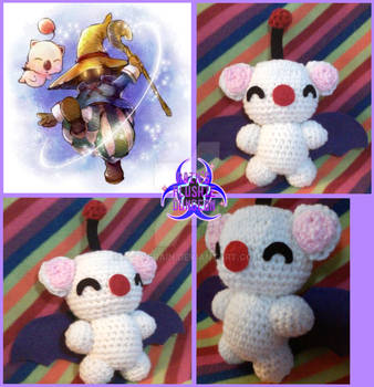 And She Games...: 16 Final Fantasy Crochet Patterns | 350x338