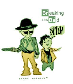 Breaking Bad for kids by bbrunoliveira