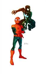 Spider-men-colors