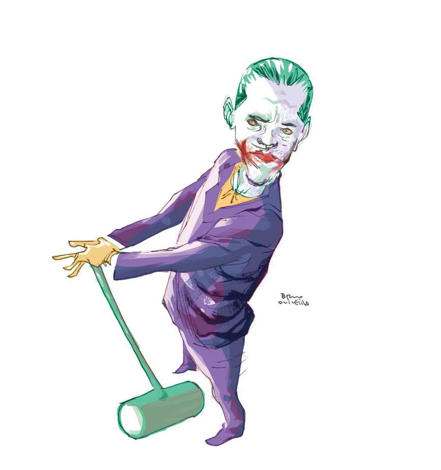 Joker-sm by bbrunoliveira