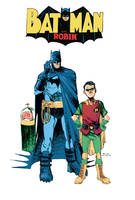 Batman-robin-cor by bbrunoliveira