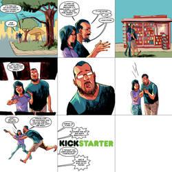 Kickstarter campaign 2 by bbrunoliveira
