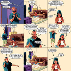 Kickstarter comic 6? by bbrunoliveira