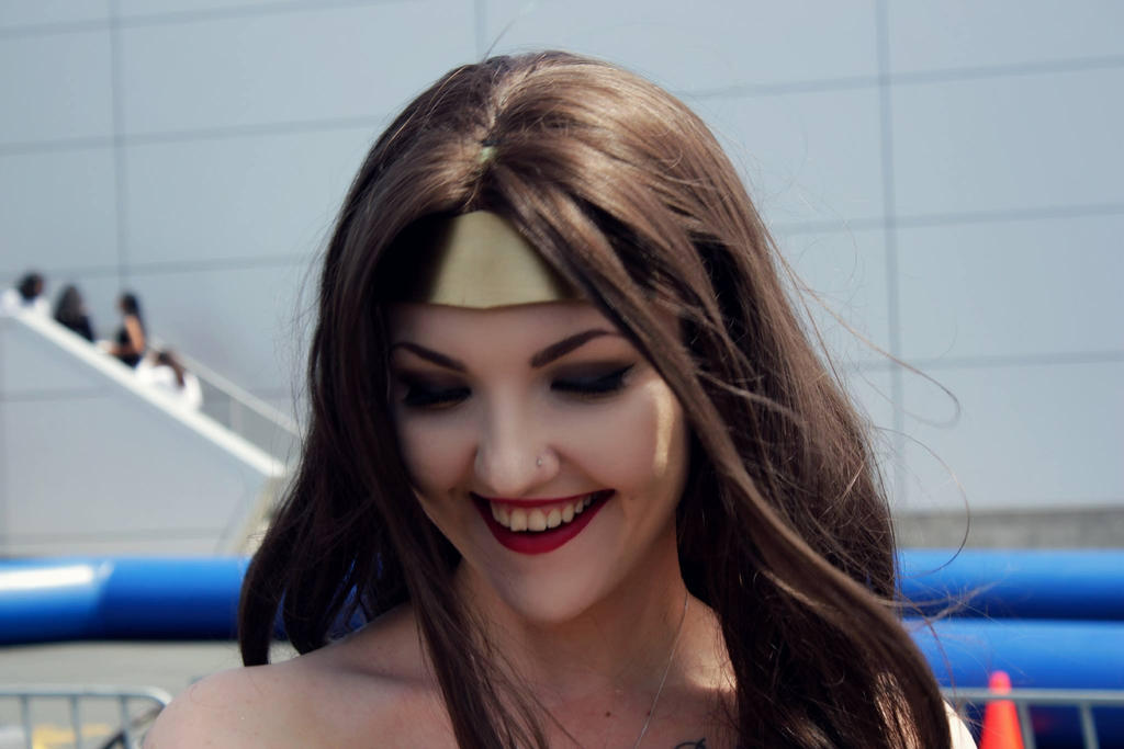 Wonder Woman Cosplay by DanniStarr