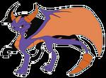 Skylanders Spyro by CuttlefishDraws