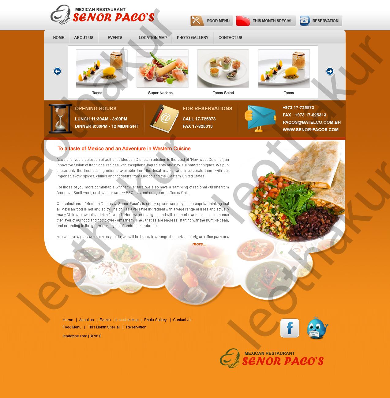 Incredible restaurant layout design by leothakur designs interfaces web  1274 x 1299 · 849 kB · jpeg