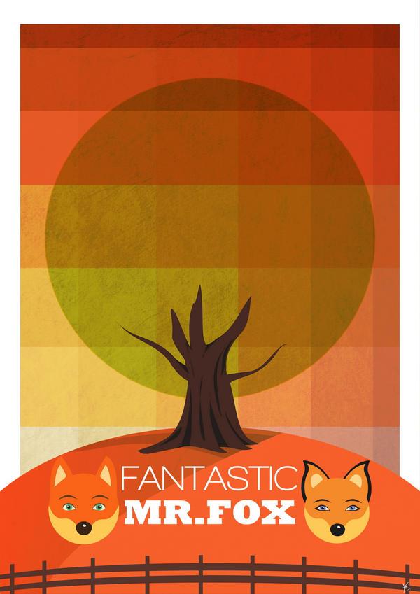 Fantastic Mr Fox Fan Art By Avavas On Deviantart