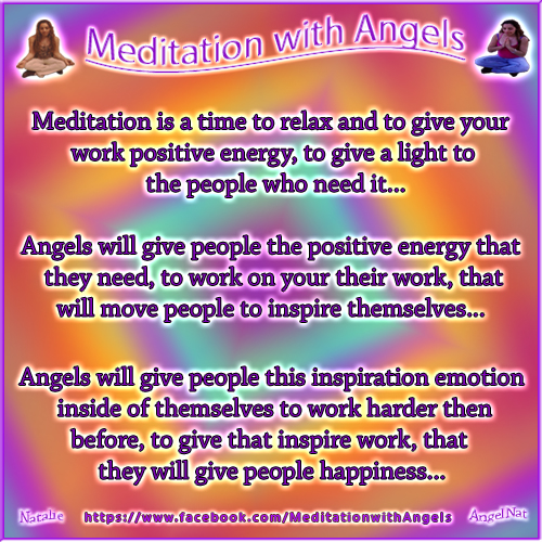 Meditation with Angels174 by Angel77light
