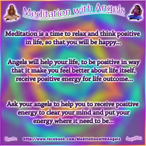 Meditation with Angels177 by Angel77light
