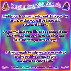 Meditation with Angels178 by Angel77light