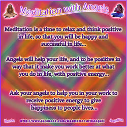 Meditation with Angels179 by Angel77light