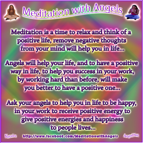 Meditation with Angels180 by Angel77light