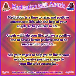 Meditation with Angels181 by Angel77light