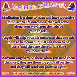 Meditation with Angels182 by Angel77light