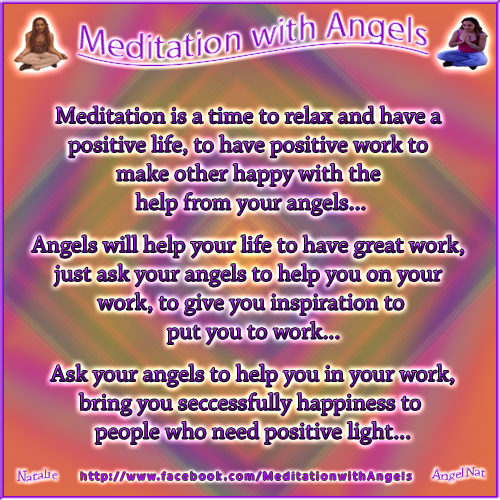 Meditation with Angels184 by Angel77light