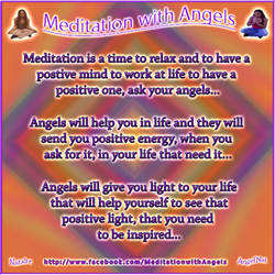 Meditation with Angels186 by Angel77light