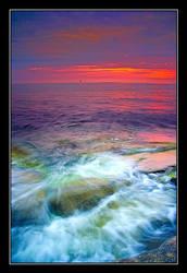 Power Of The Sea by Yaninah