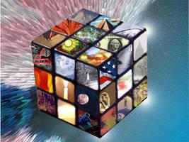 Rubik's Cube by diamondsky601