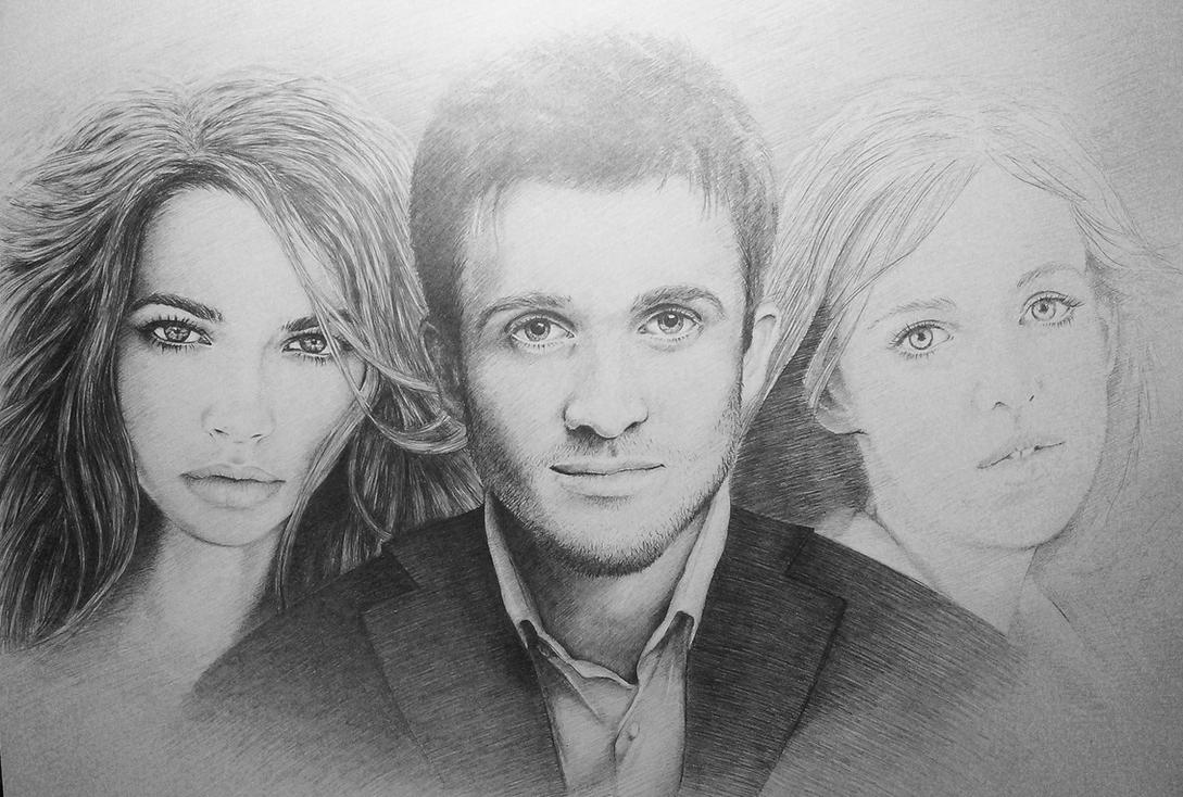 Trio by AlanSPB