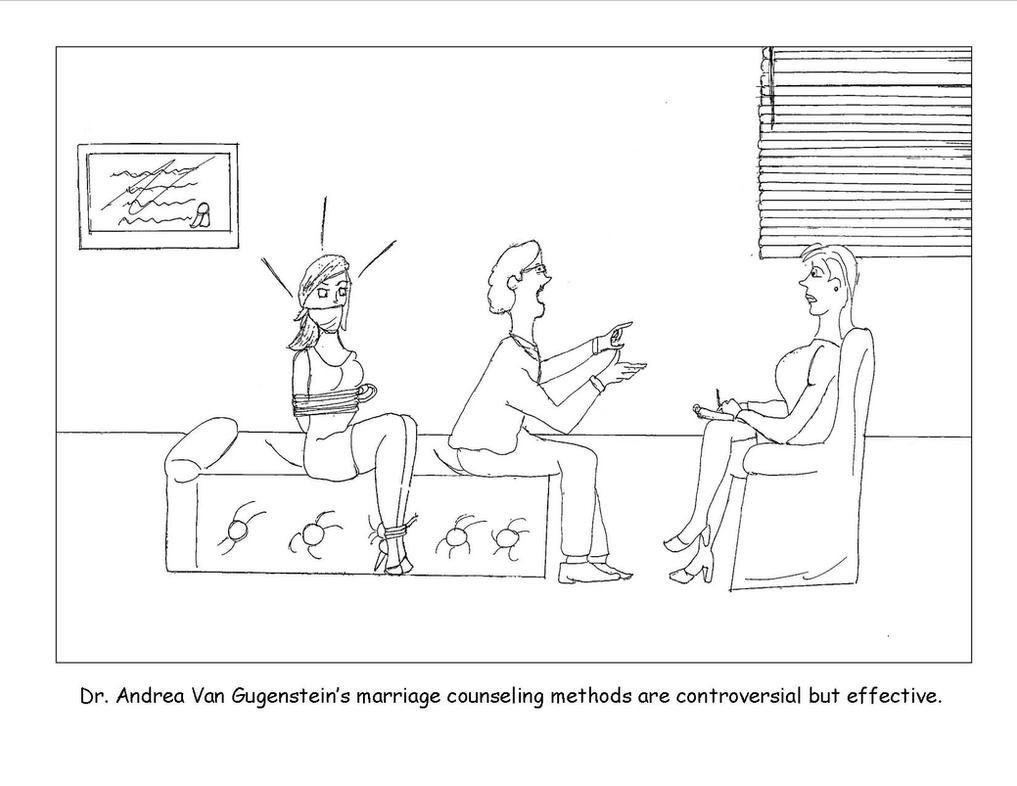 The World's Best Marriage Counselor by FrankFestbinder