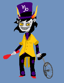 Gamzee by High-score