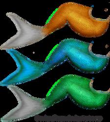 Mermaid Tails 15