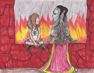 El infierno no es tan solitario by 1nvaderNad