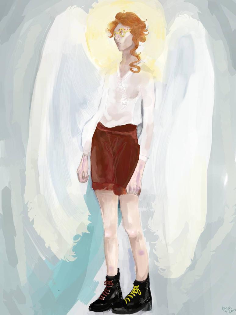 Teen Saint by DarkQueen808